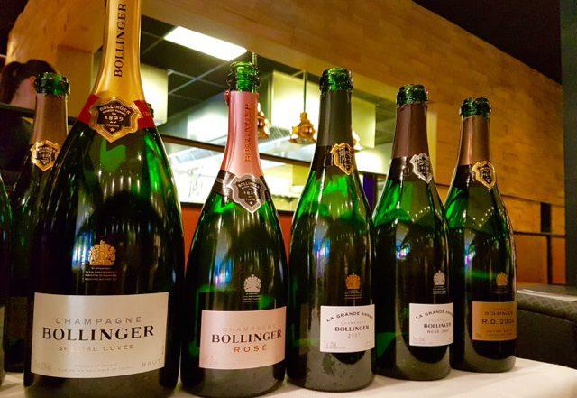 Champagne Bollinger R.D. 2004 L(A)UNCH