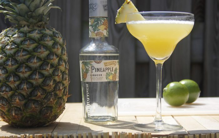 Cocktail time: de zomerse Pineapple Daiquiri!