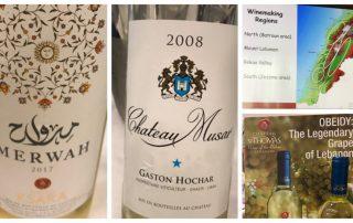 Libanese wijnen uitgelicht