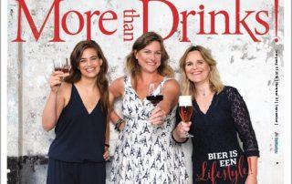 More than drinks! voorblad