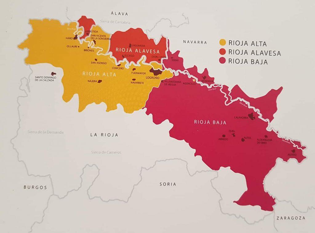 Rioja alta alavesa baja