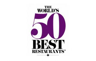 The Worlds best 50 logo