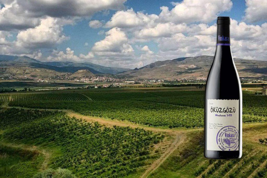 Vinkara Turkse wijndiner
