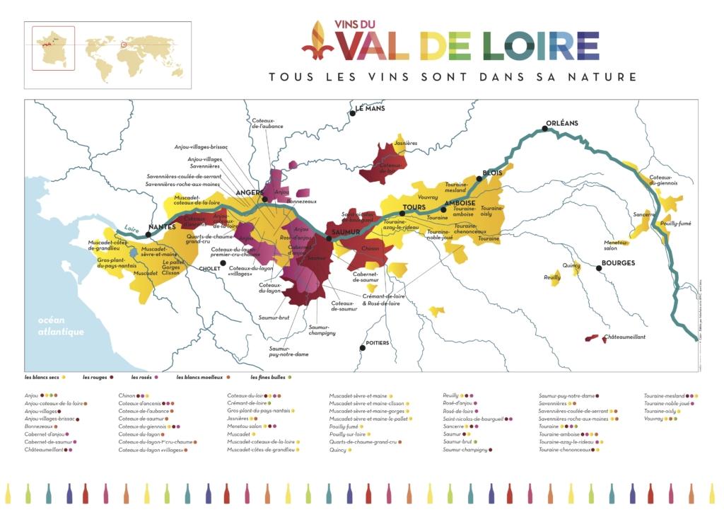 Loire streek Via Loire Valley Wines press download