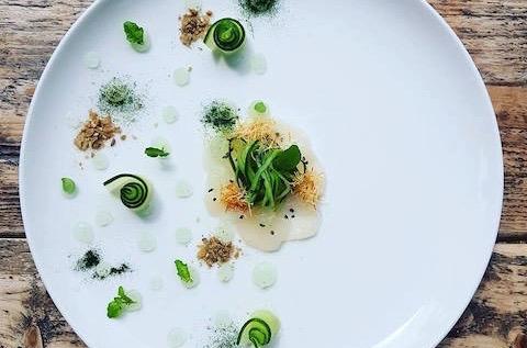Sibrecht Benning restaurant De Sjalot gerechtje (1)