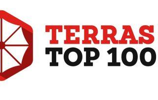 terras top100 Misset Horeca 2018