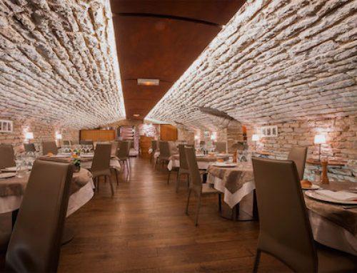 Restaurant Caveau des Arches, Beaune