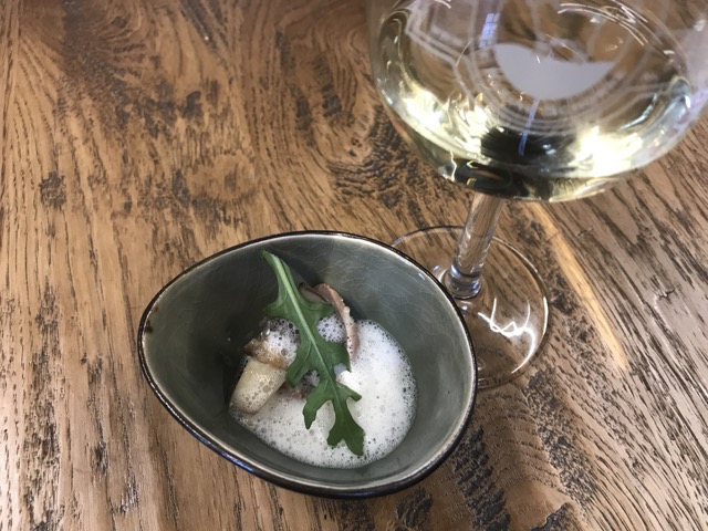 De Kleine Schorre kippenlever champignons