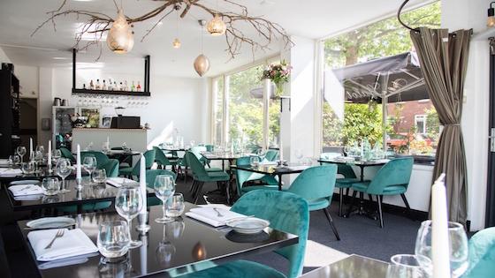 Nieuw interieur restaurant De Sjalot - Anne-Wies