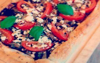 Tonijnpizza anders Foto Stephanie Menger