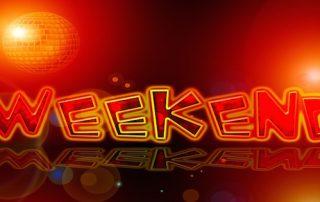 Weekend rood-oranje uitgelicht
