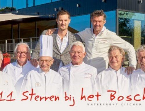 11 Sterren bij Het Bosch Waterfront Kitchen
