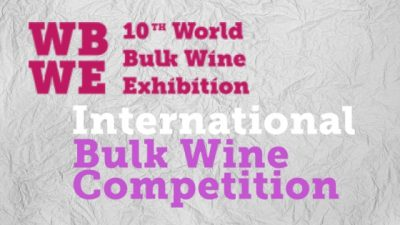 International Bulk Wine Competition 2018 uitgelicht
