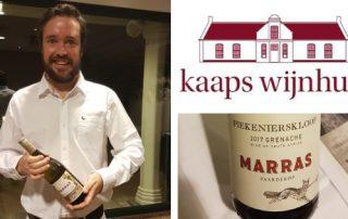 Marres Kaaps Wijnhuis uitgelicht