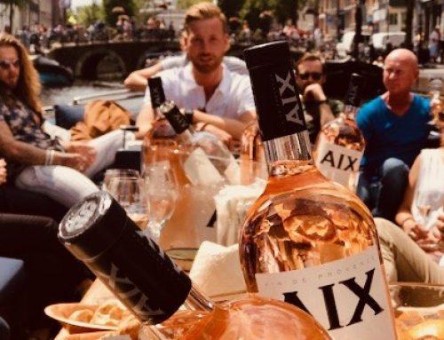 AIX rosé bestaat 10 jaar. Reden voor een feestje!