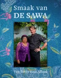 Smaak van de Sawa cover