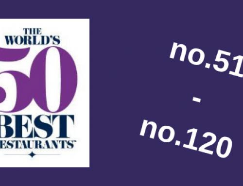 World's 50 Best Restaurants☛nrs 51-120