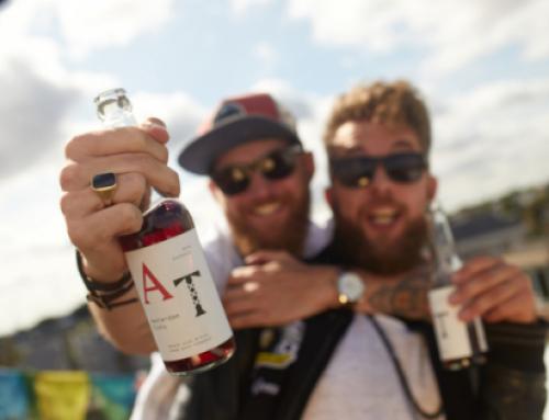 Amsterdam Tinto, zomerse wijncocktail uit een flesje