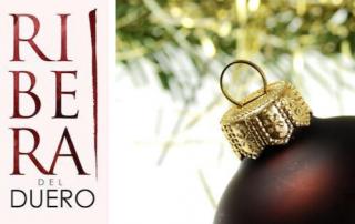Ribera del Duero op kerstdis uitgelicht