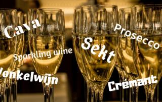 Alternatieven voor champagne pixabay uitgelicht