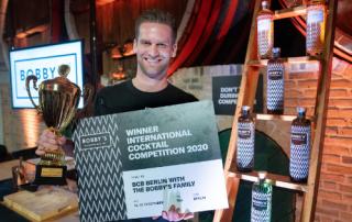 Erik Beeftink Cocktail Competition uitgelicht