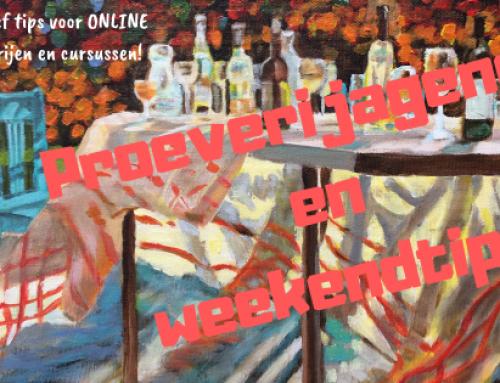 Proeverijagenda-Weekendtips 3 april. En…