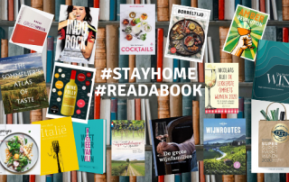Stay home read a book uitgelicht