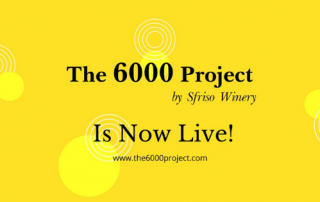 The 6000 project by Sfriso winery uitgelicht
