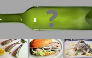 Welke wijn bij haring
