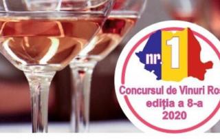 Concursul Vinuri rose