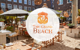 The Grand Beach The Grand uitgelicht