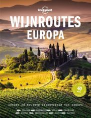 Wijnroutes Europa omslag