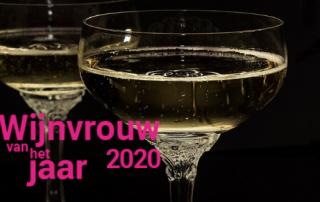 Wijnvrouw van het jaar 2020 uitgelicht