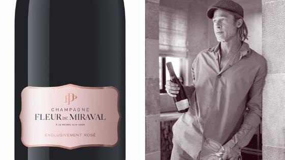 Fleur de Miraval Champagne