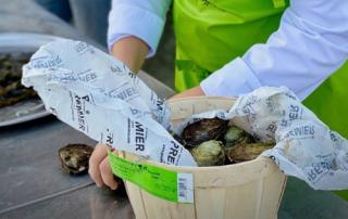 Premier NK oestersteken uitgelicht