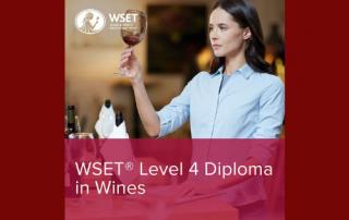 WSET diploma level 4 uitgelicht