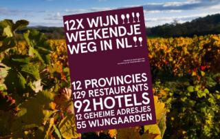 12x wijn weekendje weg uitgelicht