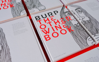 Burp the other wine book uitgelicht
