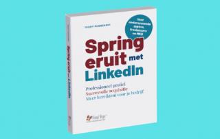 Spring eruit met LinkedIn uitgelicht