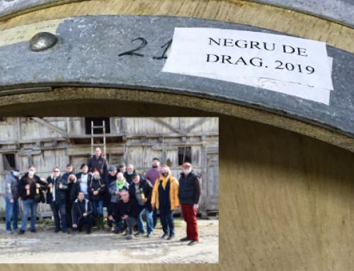 The Great Vaccination with Negru de Dragasani