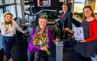 Claudia van Dongen wijnvrouw van het jaar 2021 uitgelicht