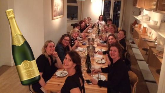 Vrouwen en Champagne uitgelicht