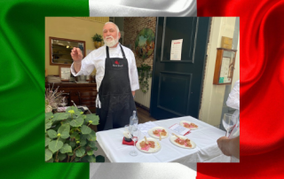 Walking tasting Italian Wine Tour