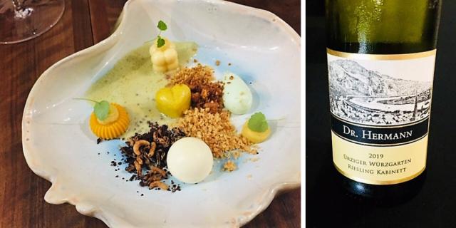 Titia Winterberg wijnen dessert en wijn