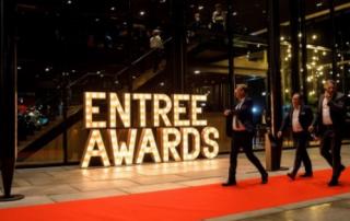 Entree awards uitgelicht